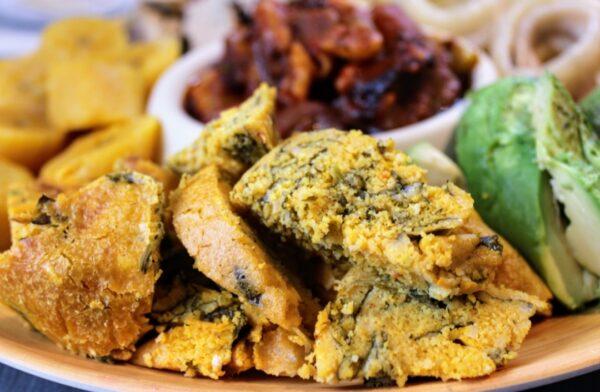 Ethnic platter 2